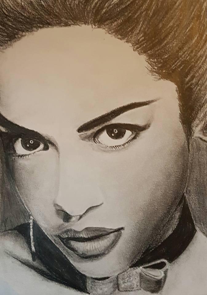 Rita Ora by bcdraw